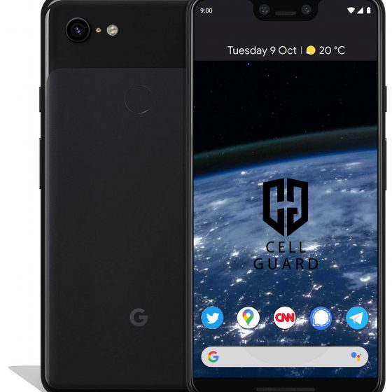 Google Pixel 3XL.Front-Back